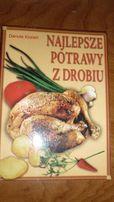 Najlepsze przepisy potrawy z drobiu drób książka
