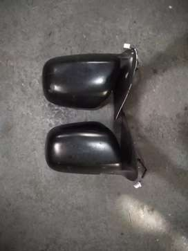 Toyota Fortune side mirrors