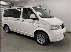 2005 VW Kombi T5 1.9TDI in excellent condition