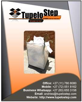 High Quality Used 1 Ton Bulk Bags For Sale.