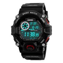 Nowy zegarek w stylu G-SHOCK 7 kolorów