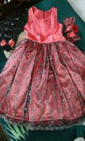 Плаття святкове для дівчинки