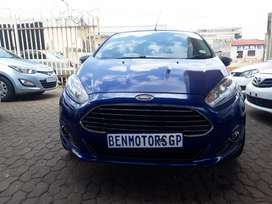 For Sale:2015 Ford Fiesta Engine1.4,65000km,