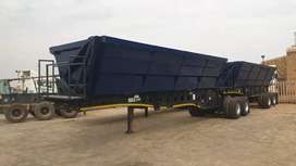Afrit Side Tipper Trailer
