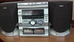 Музыкальный центр Sony HСD-RX55