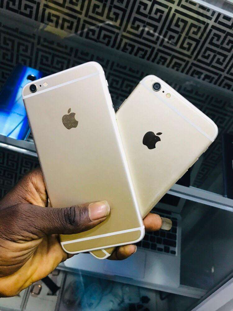 Iphone 6plus U.K used 0