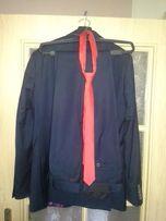 Garnitur + krawat gratis