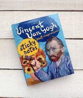 Липкие заметки блокнот стикеры Van Gogh (Италия) Sticky Notes Ван Гог
