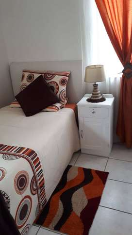 Furnished unit available immediately
