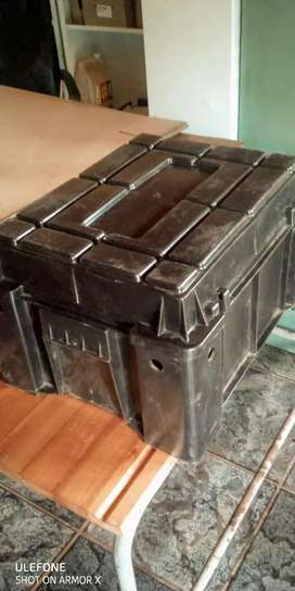 New Army crates