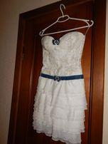 Дизайнерское вечернее/выпускное платье Аврора от Оксана Муха