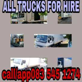 ALL TRUCKS AVAILABLE