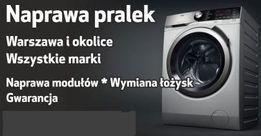 Naprawa pralek Warszawa i okolice. Szybko i kompleksowo. Diagnoza 0zł