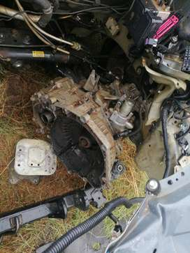 2012 Chevrolet Captiva LE5 Gearbox for sale