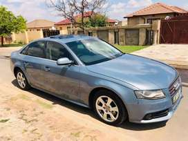 Audi A4 2010 price reduced to 65k neg