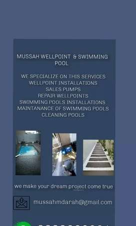 MUSSAH WELLPOINT & SWIMMING POOL