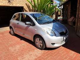 2006 Toyota Yaris Hatchback T1 3-door.