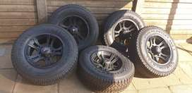 Mags and Tyres for Sale 16 inch