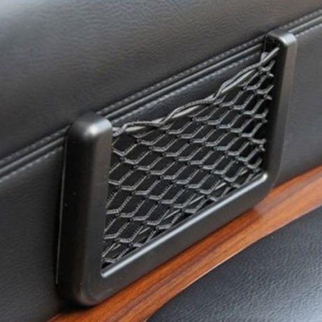 Авто сетка мини карман №2 держатель телефона GPS Черкассы - изображение 2