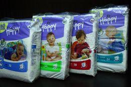 Памперсы подгузники Happy bella (Хеппи бела) 3,4,4+,5,6