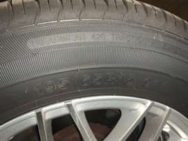 15 inch tyres and rims