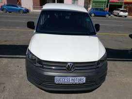 2018  VW Caddy  1.6