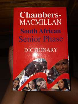 Chambers Macmillan South African Senior Phase English Dictionary