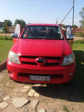 Vvti 2.7 bakkie 2TR Engine hardworking machine