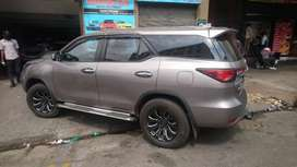 Toyota fortuner New shape 2018