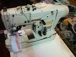 петельная швейная машина с сервоприводом SBH-781D