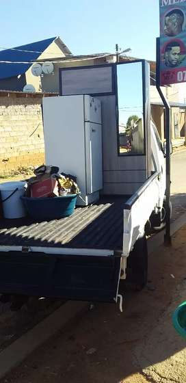 Bakkie for hire & Deliveries