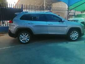 2015 Jeep Cherokee 2.4 LTD