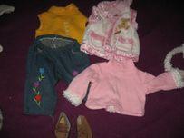 Одежда для большой куклы