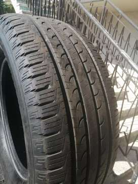 Second hand tyres stock available