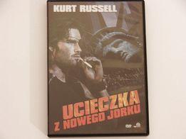 Ucieczka z Nowego Jorku DVD LEKTOR PL FILM AKCJI