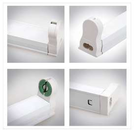 LED T8 Tube Lights Fittings Open Channel. Brand New Products.