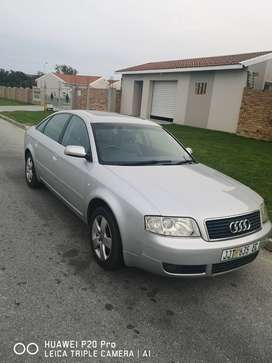 Audi A6 2.5 tdi to swop for 2.5 ford ranger bakkie