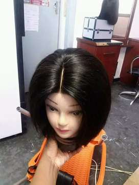 100% Wigs at afordable price