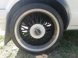 17 inch Rims for Sale/Swop for 15inch