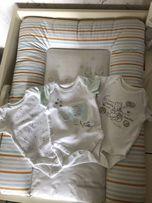 Бодики для новорождённых