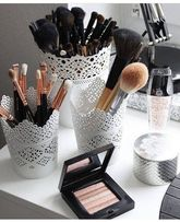 Отличное решение для хранения кистей для макияжа и не только . ИКЕА