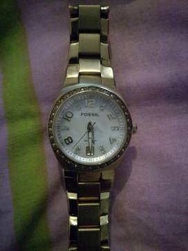 2nd hand Fossil watch for a lady