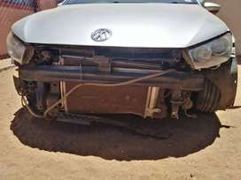 Urgently looking for complete bumper and radiator creddle