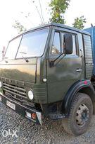 КАМАЗ 5325 Сідловий Тягач-Е