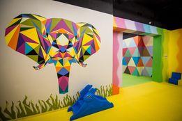 Закажите стрит-арт, граффити или художественную роспись стен!
