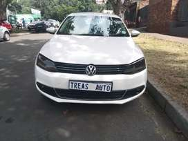 VW JETTA 6 WITH AN ENGINE CAPACITY OF 1,4