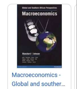 Macroeconomics global and southern perspective