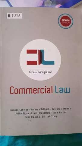 Commercial law 8th ed