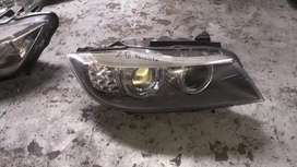 BMW E90 facelift headlight