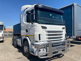 Scania G460 Excl . VAT